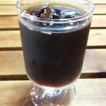 HATTI - アイスコーヒー(14時~ドリンクサービス)