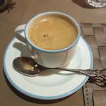 ルナール ブルー - コーヒー