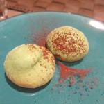ルナール ブルー - 抹茶のメレンゲ
