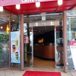カフェ・ベローチェ - 入り口