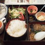 リリカル - 日替わり箱弁¥500