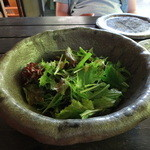 ヒグラシ - サラダ