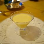 メイプルラウンジ - トウモロコシの冷スープ