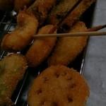 串かつまる - 料理写真: