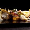 SIO - 料理写真:新鮮な野菜の一皿