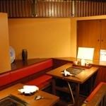 惚太郎 - ★2階テーブル席