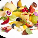 SIO - 料理写真:フルーツの一皿