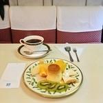 画廊喫茶ミロ - 料理写真: