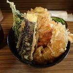 20925998 - お野菜天丼 750円