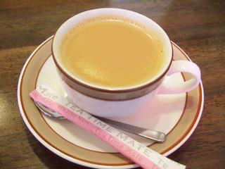 サールナート - チャイ(450円)