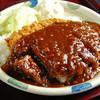 焼肉 牛義 - 料理写真:ボリューム満点!特製デミソースの加古川名物カツめし