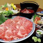 すき焼亭 - 料理写真: