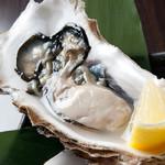 積丹浜料理 第八 太洋丸 - プリプリの期間限定の牡蠣は旨い!!