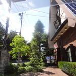 珈琲館 くすの樹 - 五日市街道沿い