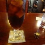 珈琲館 くすの樹 - きらら・アイス・コーヒー