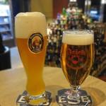世界のビール博物館 - フランツィスカーナバイスビアとチェンコヴニペール10