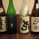 おか田 - 裏酒