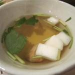 はらのキッチン - 日替わりのスープ