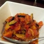 アンダーザツリー - 和風牛筋煮込みトマトベース