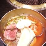焼肉 丸善 豊岡九日市店 - 冷麺