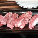 20940992 - 黒毛和牛カルビ(赤身) 780円