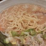 20941252 - みそラーメンの麺のアップ