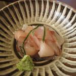 蕎麦や 銀次郎 - 小鉢