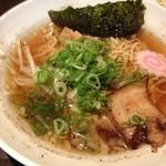 麺屋 風迅 - 昔ながらの中華そば