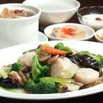 中国薬膳料理 星福 - お手軽セットの一例 1890円