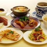 中国薬膳料理 星福 - 薬膳コース