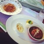 RESTAURANT+CAFE  Dahlia - ランチプレート