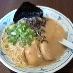 壬六ラーメン - らぁ麺(@ ̄ρ ̄@)