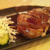 あぐり - 料理写真:豚ロールトンカツ 600円