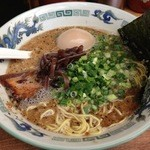 Seiryuu - 味玉入り!