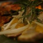 バール エ ターヴォラ カルダ ラ・ジョストラ - メバチ炙りレモン風味