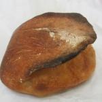 たま木亭 - 硬焼きバター