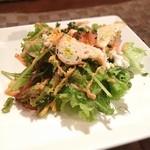 アイラ - ランチのサラダ
