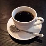 sakabasammaruni - ランチの珈琲