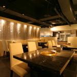 焼肉の牛太 本陣 - テーブル席は各種宴会・飲み会にもおすすめです! 最大25名様迄収容可能です。