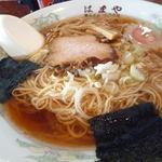 はまや食堂 - 料理写真:20130831 極細ラーメン ¥550