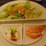 2097560 - 前菜とサラダ