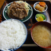 食事処 藤家 - 料理写真:生姜焼き定食