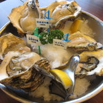 oisuta-ba-jakkupotto - 生牡蠣食べ比べ!見た目もいろいろで楽し!