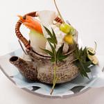 美食 個室・炭火焼・ワイン 縁 - 創作料理だけでなく本格和食メニューも充実