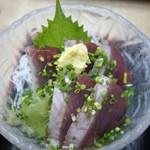 やなぎ寿司 - かつおの刺身