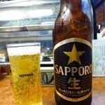 お加代 - ビール600円