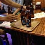 ペナンレストラン - タイガービール