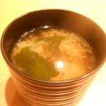 20976521 - 味噌汁