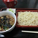 ひさや - 料理写真:肉汁うどん_2013-08-30