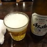 陳麻家 - 瓶ビール:525円